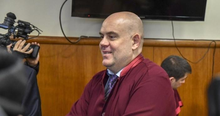 Снимка: БулфотоВисшият съдебен съвет ще прегласува днес кандидатурата наИван Гешевза