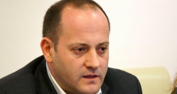Снимка БулфотоЕвродепутатът Радан Кънев, който разкри, че финминът Горанов е
