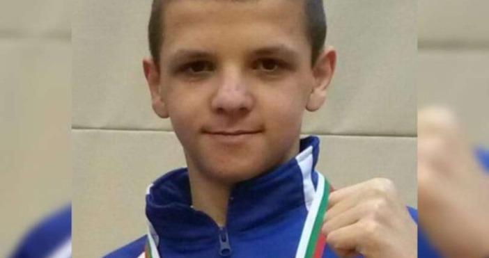 Снимка фейсбук14-годишният Иван Добромиров Тодоров претърпява тежка катастрофа на 17-ти