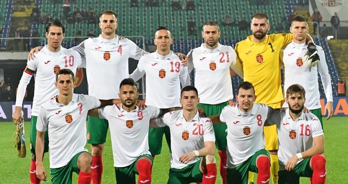 Снимка: БулфотоНеубедителното представяне на националния отбор на България по футбол