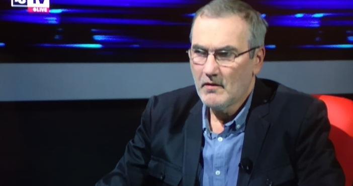 Журналистът Иван Бакалов гостува в студиото на предаването