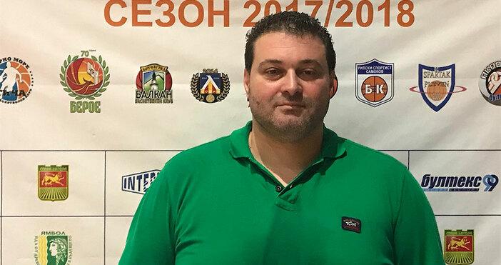 Наставникът на Черно море Галин Стоянов коментира поражението от Академик