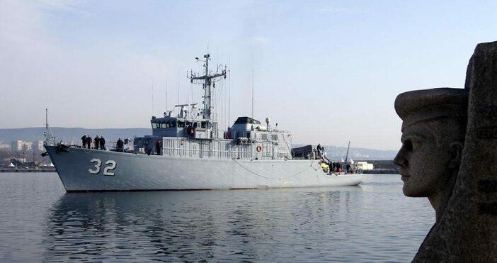 Снимка:Maritime.bgТранспортирането на двата кораба втора ръка, които България закупува от