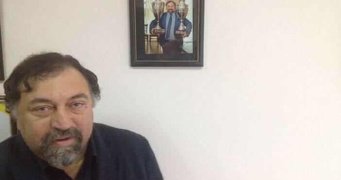 Проф. д-р Ара Капрелян бе избран за нов председател на