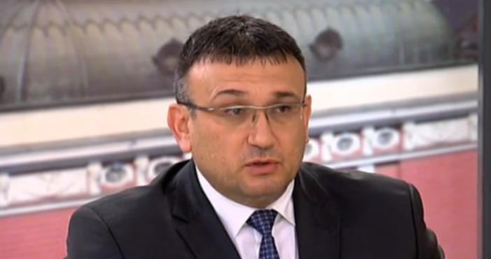 Министърът на вътрешните работи Младен Маринов приветства участниците в Седмата