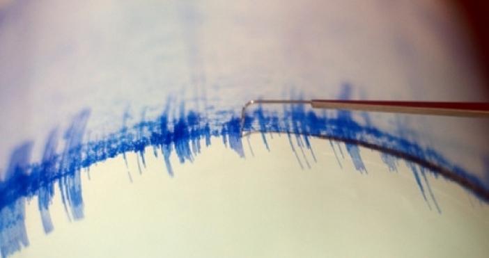 Земетресение с магнитуд 2,00 по Рихтер е регистрирано в близост