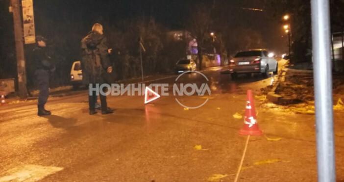 Инцидентът се е случил близо до училище в градаек автомобил