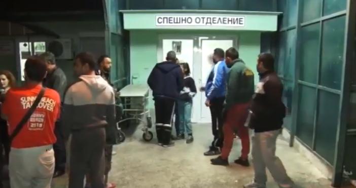 Източник и снимка:bgonair.bgДвадесет деца са приети късно снощи в болница