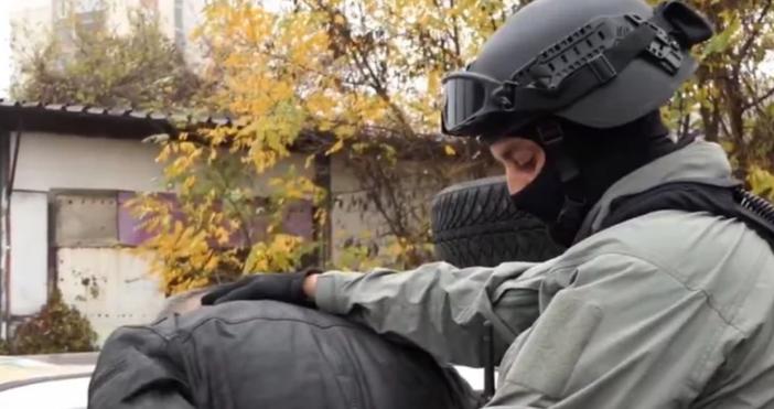 Снимка и видео:МВРОт пресцентъра на МВР разпространиха ексклузивни кадри от