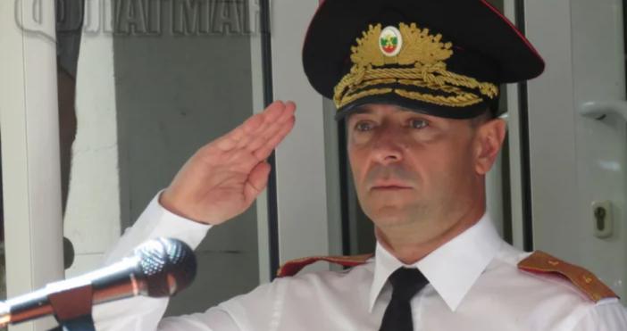 Старши комисар Калоян Калоянов е новият началник на Зонално жандармерийско