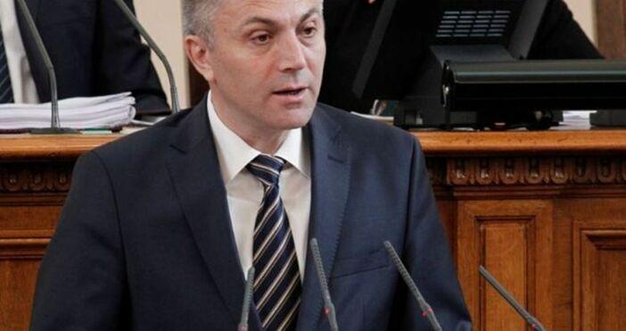 С акта наизбор на Валери Симеонов за зам.-председател на парламентаграницата