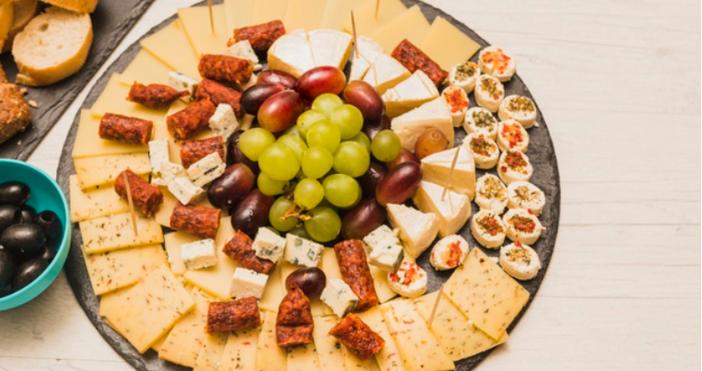 Избор на сиренето• Опитайте се да включите разнообразни текстури и