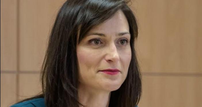 Снимка БулфотоЕврокомисарятМария Габриелe избрана за зам.-председател на ЕНП.В сряда вечерта
