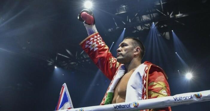 Снимка: БулфотоКубрат Пулев пожела да се боксира на новия стадион