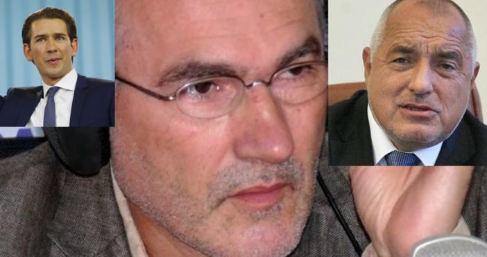 Журналистът Иван Бакалов направи интересен в коментар в социалната мрежа