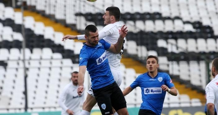 След феноменаленгол на Исмаил Иса Черно море победи с 1:0