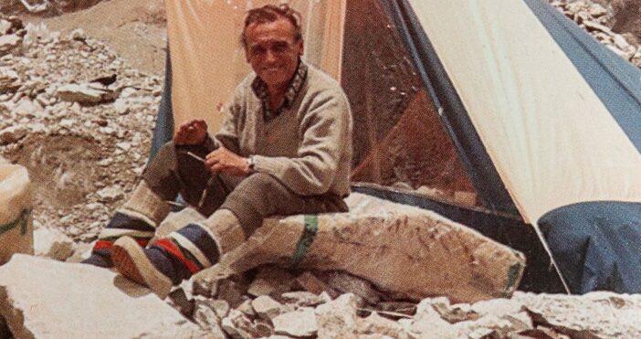 Почина Аврам Аврамов – легендарният алпинист, който поведе българските алпинисти