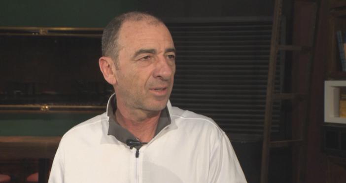БНТДимитър Маринов отново е в България. Актьорът, който развя българското