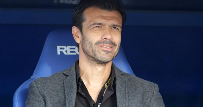 Росен Кирилов подава оставка като старши треньор на футболния Етър,