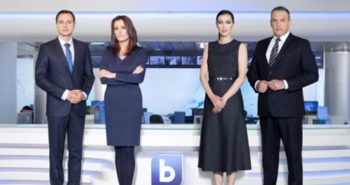 Най-младата репортерка на bTV Новините Виктория Готева става водеща на