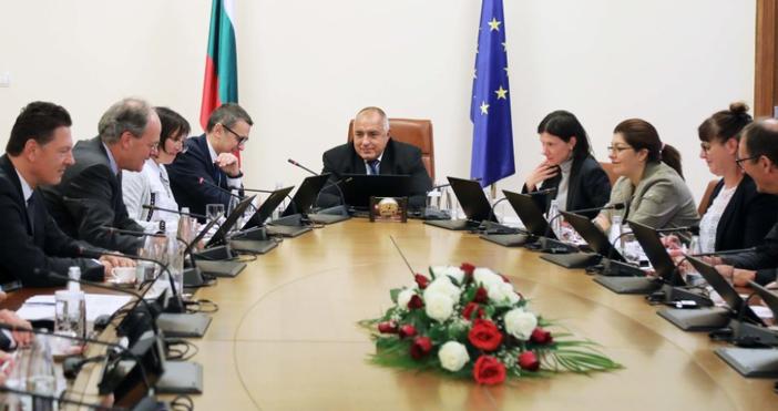 Снимка: ПравителственапресслужбаВ България има отлични условия за развитие на бизнеса.