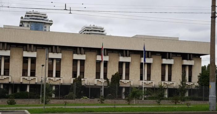 Снимка:Google MapsГеорги Пройнов е изгоненият от Кремъл дипломат от посолството