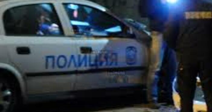 Среднощен екшън в Горна Оряховица.Непознат за полицията мъж нападнал с