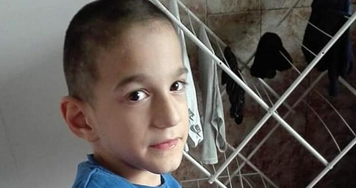 Детесе нуждае от нашатапомощ!9-годишниятВенциот варненското село Брестак е с диагноза