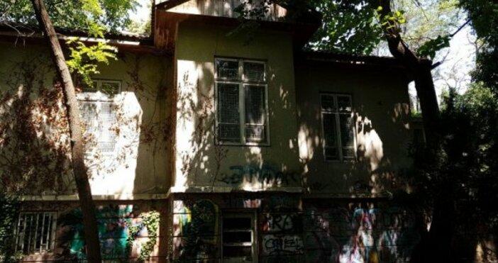 Къщата на създателя на Морската градина във Варна Антон Новак