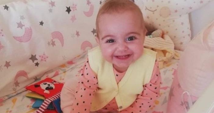 Бебчето Калина се завърна във Варна след тежката чернодробна трансплантация