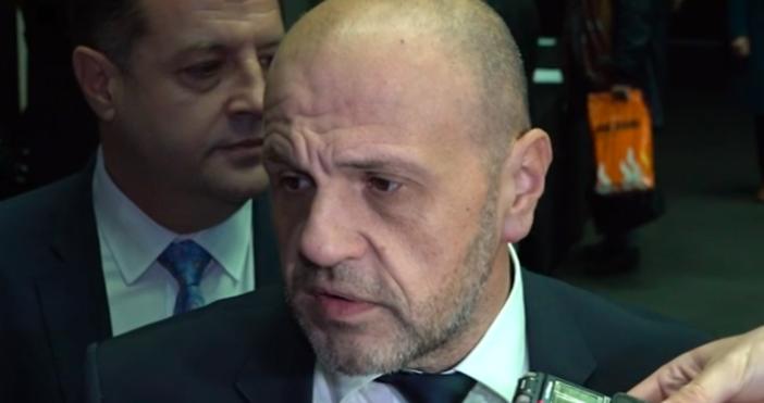 Кадър новини.бгВицепремиерътТомислав Дончев, който присъства на организирания от Националното сдружение