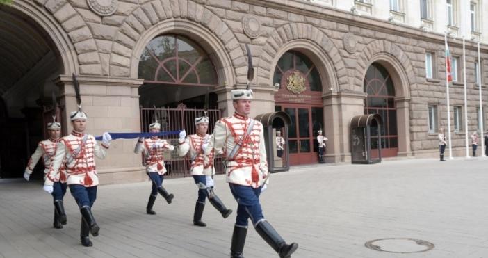 Снимка БулфотоСъс заповед на министъра на отбраната е обявен конкурс