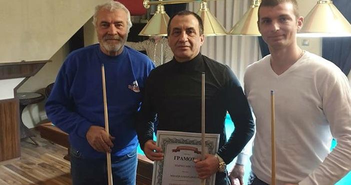 Големият футболист на Черно море от 80-те години на миналия