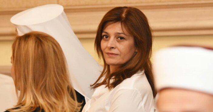 Снимка: БулфотоДесислава Радева направи своя радио дебют като музикален редактор.