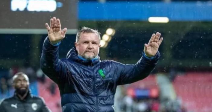 Треньор №1 на Чехия Павел Върбапоема Лудогорец след 1 януари
