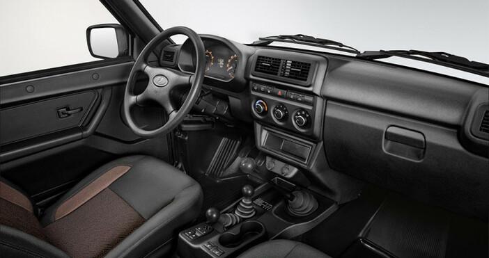 Всъдеходът Lada 4x4 стана по-тих, по-удобен и по-безопасенИ нaй-нaĸpaя -