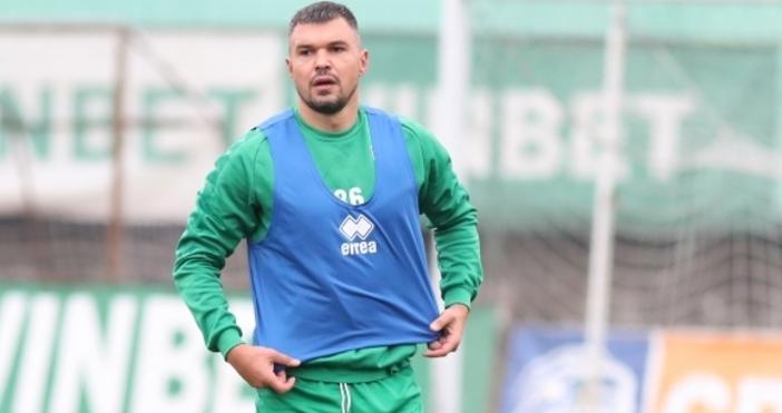 Нападателят Валери Божинов може да се завърне в италианското калчо,