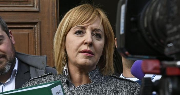 Снимка БулфотоАдминистративният съд отложи делото наМая Маноловаза евентуални фалшификации за