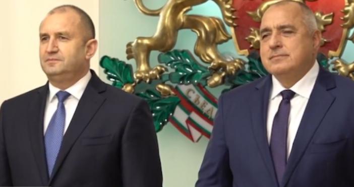 Кадър и видео:Novini.bgЗапочна Консултативния съвет за национална сигурност (КСНС) при