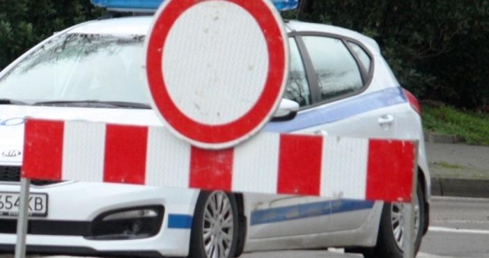 Във връзка със строително-ремонтни дейности на кръстовището на бул.