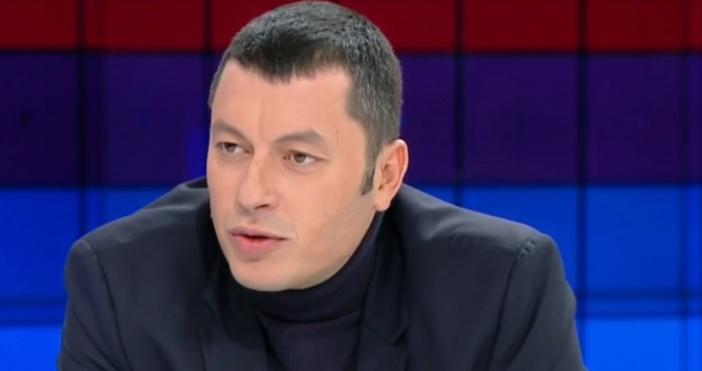 Кадър БНТАрестът на екоминистър Нено Димов е доста публичен. Но