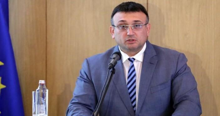 В Министерството на вътрешните работи се проведе среща между министър
