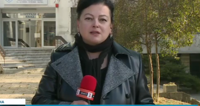 Кадър: БНТПродължава експертният оглед на засегнатите апартаменти и настаняването на