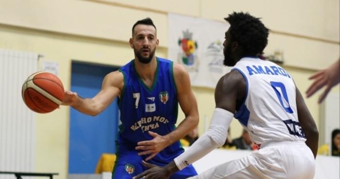 Божидар Аврамов отново облече екипа на баскетболнияЧерно море Тича, а