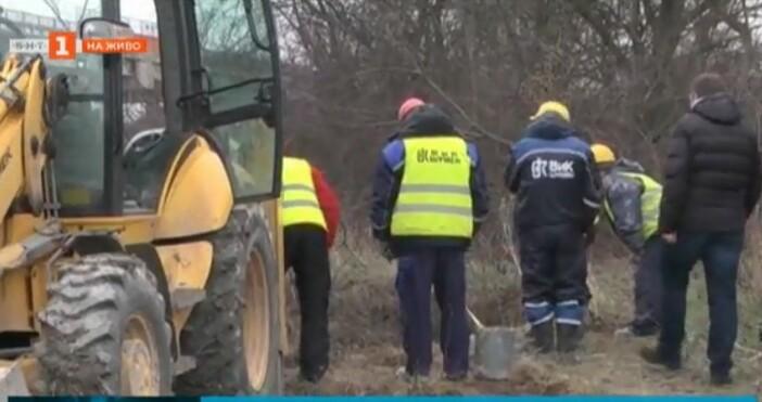 БНТОтстранени са най-тежките аварии по магистралния водопровод от язовир