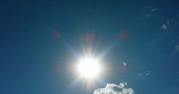 Слънчево време ще преобладава днес, с по-значителна облачност преди обяд