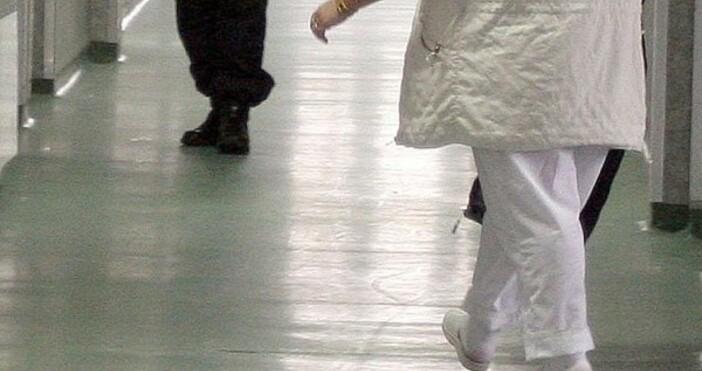 """Снимка БулфотоПрокуратурата и полицията влязоха в Детската болница """"Проф. д-р"""