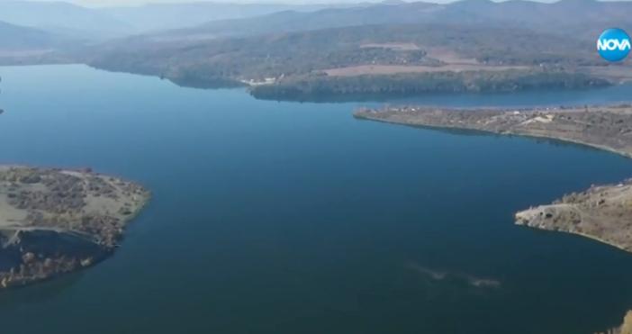 Кадър Нова тв25 милиона лева за водния байпас на Перник