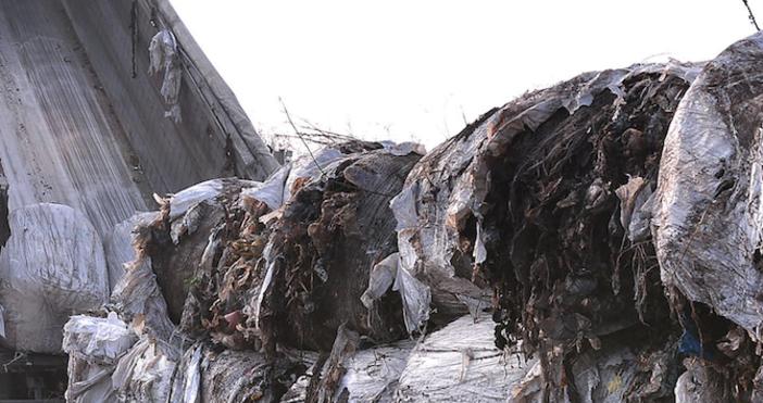 Снимка БулфотоСеверна Македония е внесла над седем милиона тона отпадъци