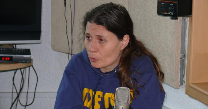 Кадър Дарик РадиоЕлисавета Белобрадова, известна в социалната мрежа катоLetiashtata Kozzila